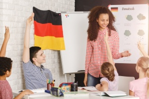 Get ready for in-person German Classes again!